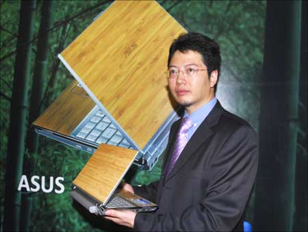 ASUS Bamboo Notebook