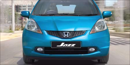 Honda's superhatch Jazz will be launched on June 10.
