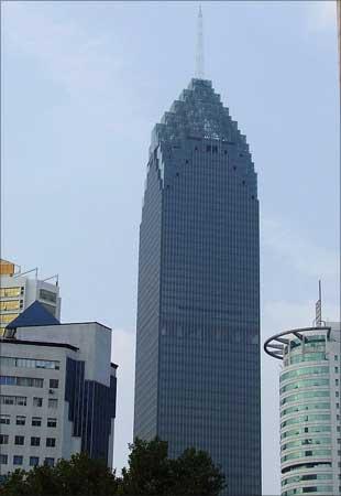 Minsheng Bank Building.