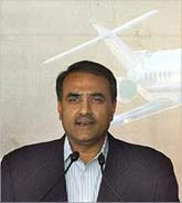 Praful Patel. Photograph: Reuters