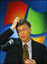 Image: Microsoft co-founder Bill Gates. Photograph: Bogdan Cristel/Reuters