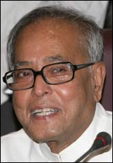Finance Minister Pranab Mukherjee. Reuters.
