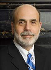 Ben Bernanke, former chairman of the US Federal Reserve Board