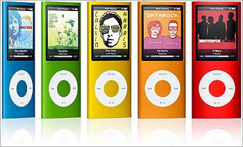 An average wage-earner in Zurich and New York can buy an iPod Nano after nine hours of work.