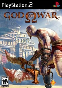 god of the war game cover