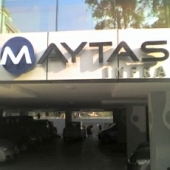 Maytas office