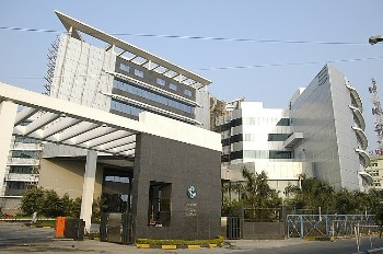 Cognizant office in Salt Lake, Kolkata