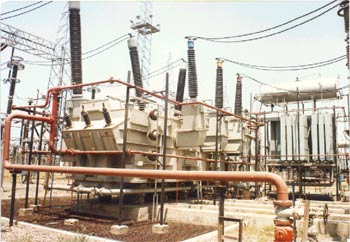 An NTPC plant