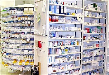 30 per cent of the medicines come under direct price control.