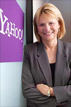 Carol Bartz, CEO, Yahoo!