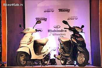 Mahindra's Rodeo and Duro models.