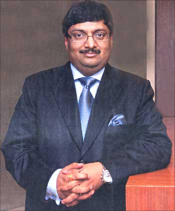 Religare chief operating officer Shachindra Nath.