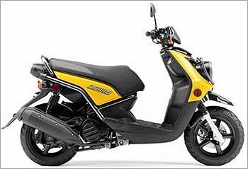 Yamaha Zuma.