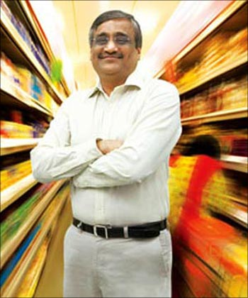Future Group chairman Kishore Biyani.