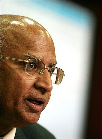 Former TCS chief executive officer S Ramadorai.