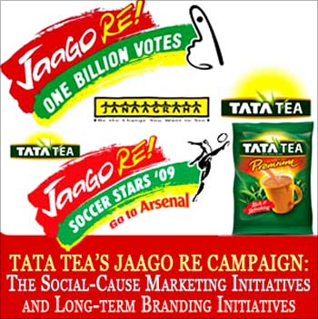 The Jaago Re campaign.