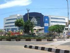 Satyam office in Hyderabad