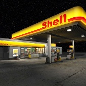Shell outlet