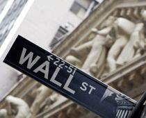 Wall Street signboard