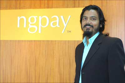 Sourabh Jain, founder and chief executive officer of ngpay