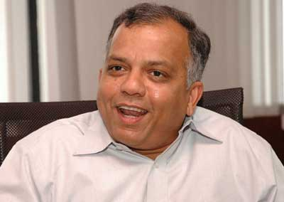 Sam Santhosh, chief executive officer and president, Calsoft. | Photograph: Sreeram Selvaraj