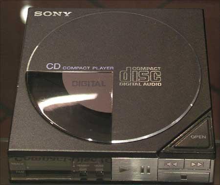 Sony Walkman D-50.