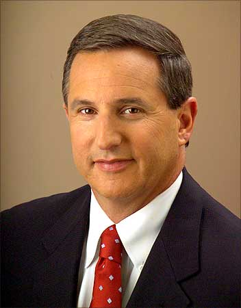 Mark V. Hurd, CEO, Hewlett-Packard