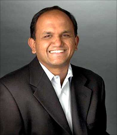 Shantanu Narayen, CEO of Adobe Systems