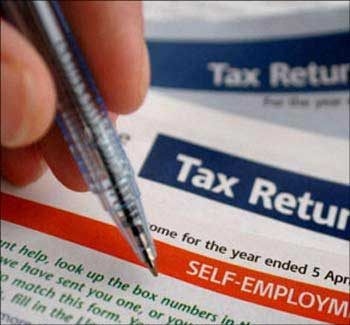 3. Online tax return filing