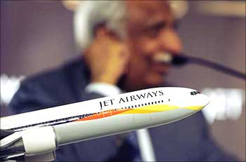 Jet Airways chairman Naresh Goel.