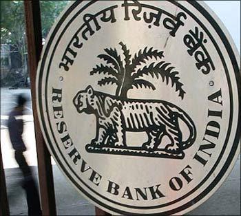 RBI logo.
