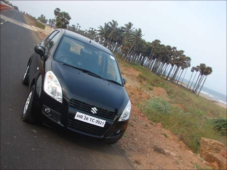 Competitors like Maruti Suzuki Ritz could be a big challenge for Jazz.