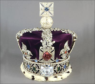 queen elizabeth ii crown jewels. The Cullinan II, also known as