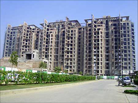 Jaypee's Sea Court, Greater Noida.