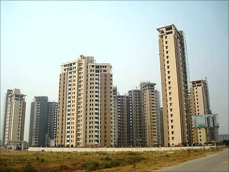 Unitech Heights, Greater Noida.