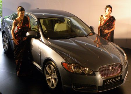 Now, buy Jaguar, Land Rover in India! - Rediff.com Business
