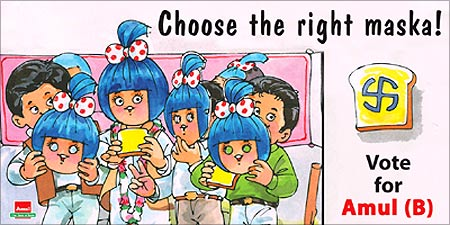 Amul infighting: Taste of India gets bitter