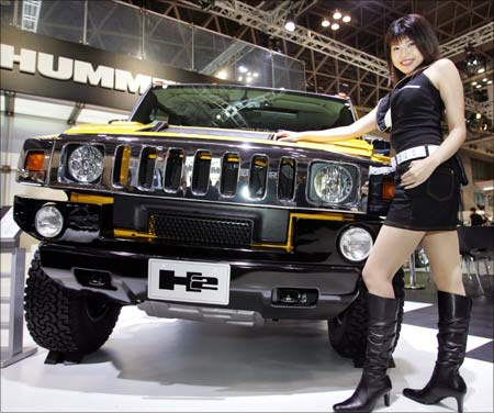 General Motors finds a buyer for Hummer nd - Rediff.com Business