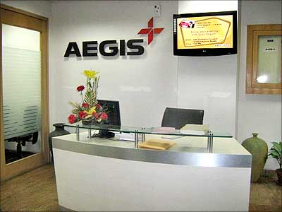 Aegis BPO.
