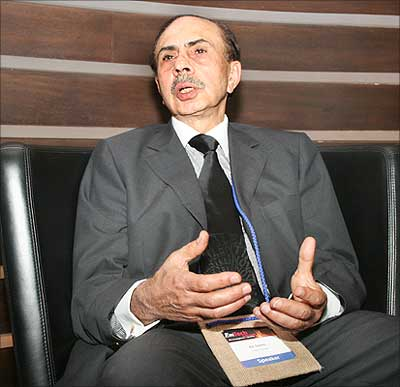 Godrej Group Chairman Adi Godrej.