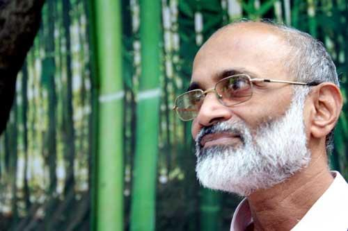 Chandrayaan Mission Director George Koshy.