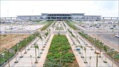 rediff   hyderabad airport among the world s top 10