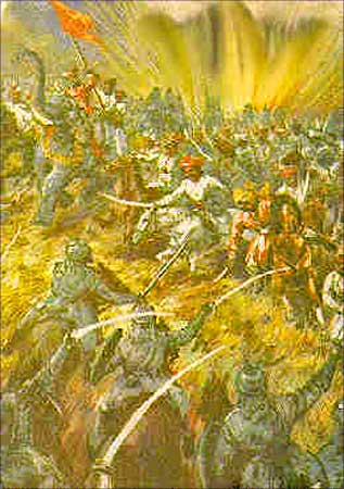 The Battle of Panipat