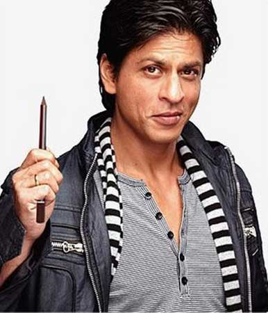 Shah Rukh Khan's is Linc Pen's first celebrity endorser