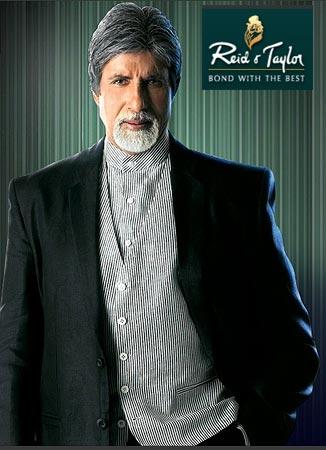 Amitabh Bachchan remains a popular brand ambassador.