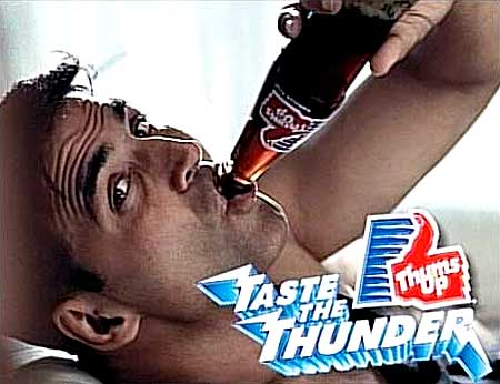 Akshay Kumar has helped revamp Thums Up's image