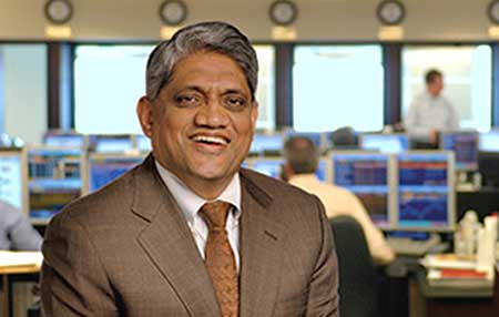 Ramani Ayer, CEO, Hartford Financial Services