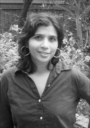 Rashmi Sinha, CEO, SlideShare. Photograph, courtesy: Slideshare