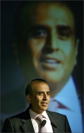 Sunil Mittal, chairman, Bharti Airtel Ltd.