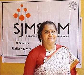 Karuna Jain, head of the Shailesh J Mehta School of Management.